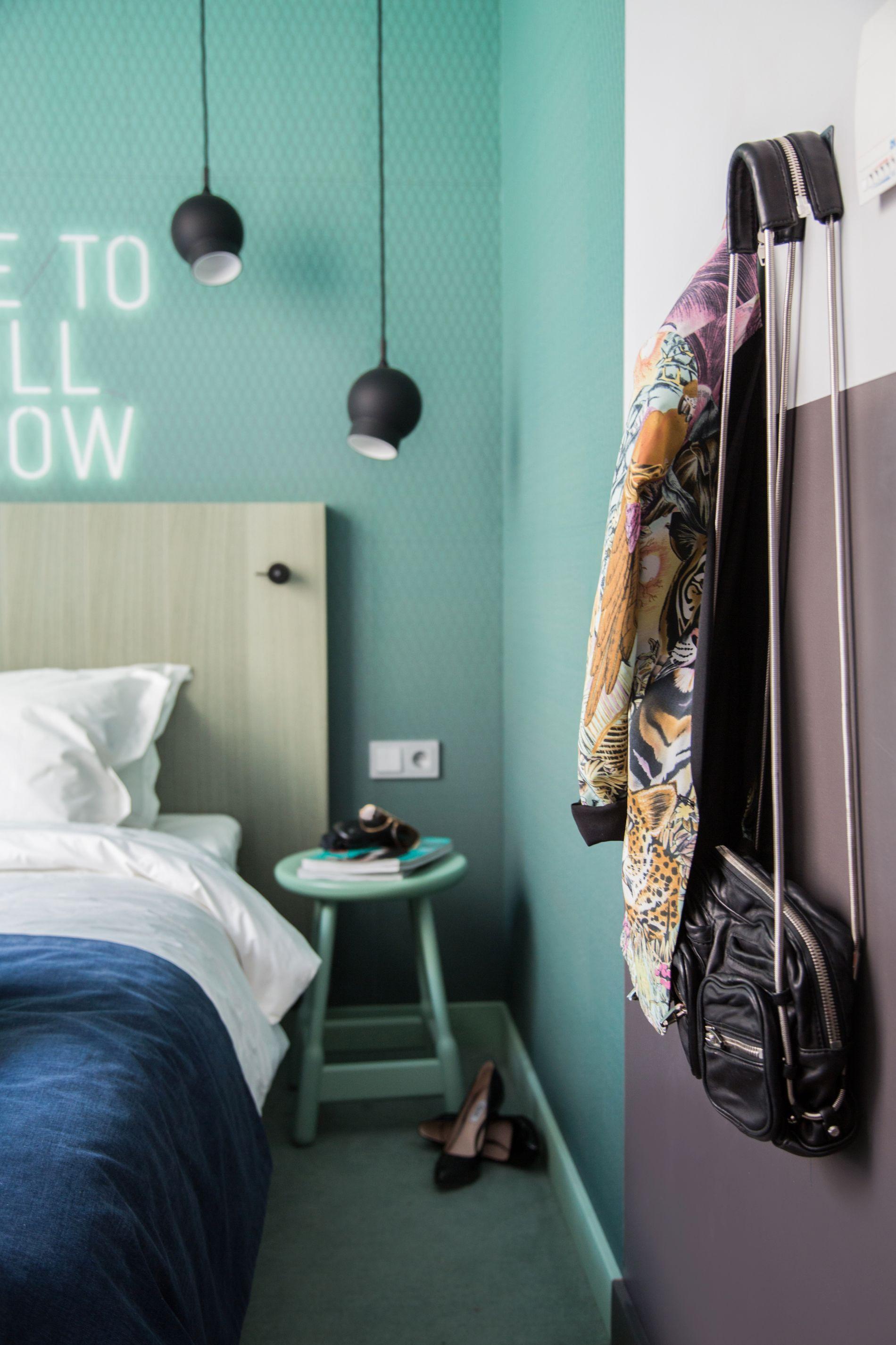 FOR ENHVER SMAK: På Comfort-hotellet på Karl Johan finnes det 181 rom - alle med forskjellig design.