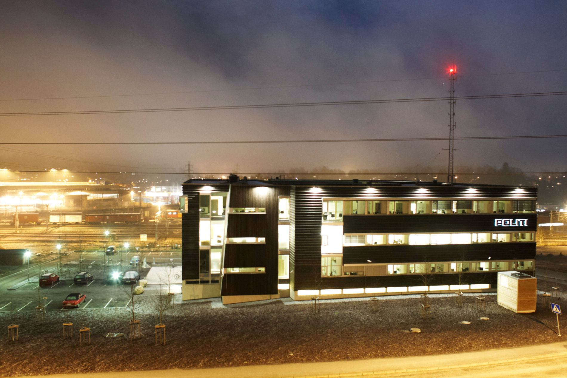 NYE RETNINGSLINJER: Barnevernvakten i Follo ligger hos Follo politikammer i Ski.