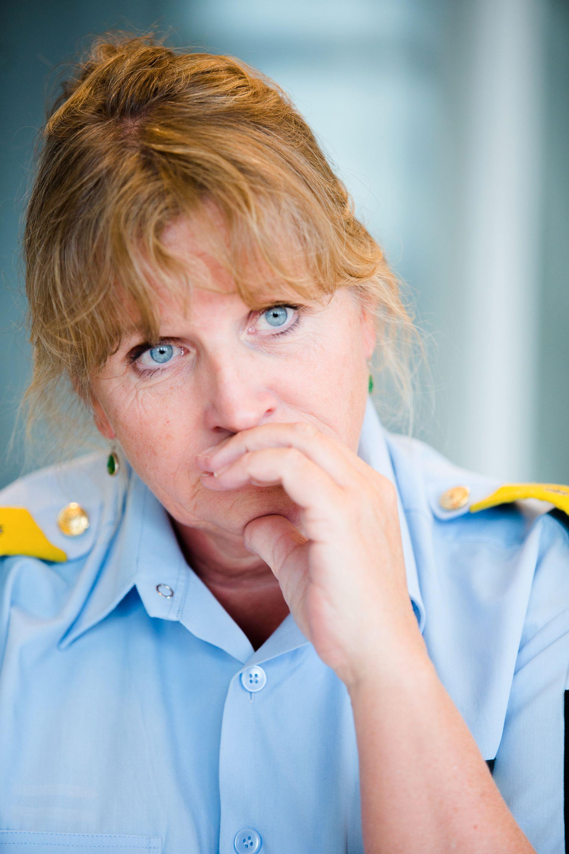 AVHØRT: PU-sjef Kristin Kvigne.