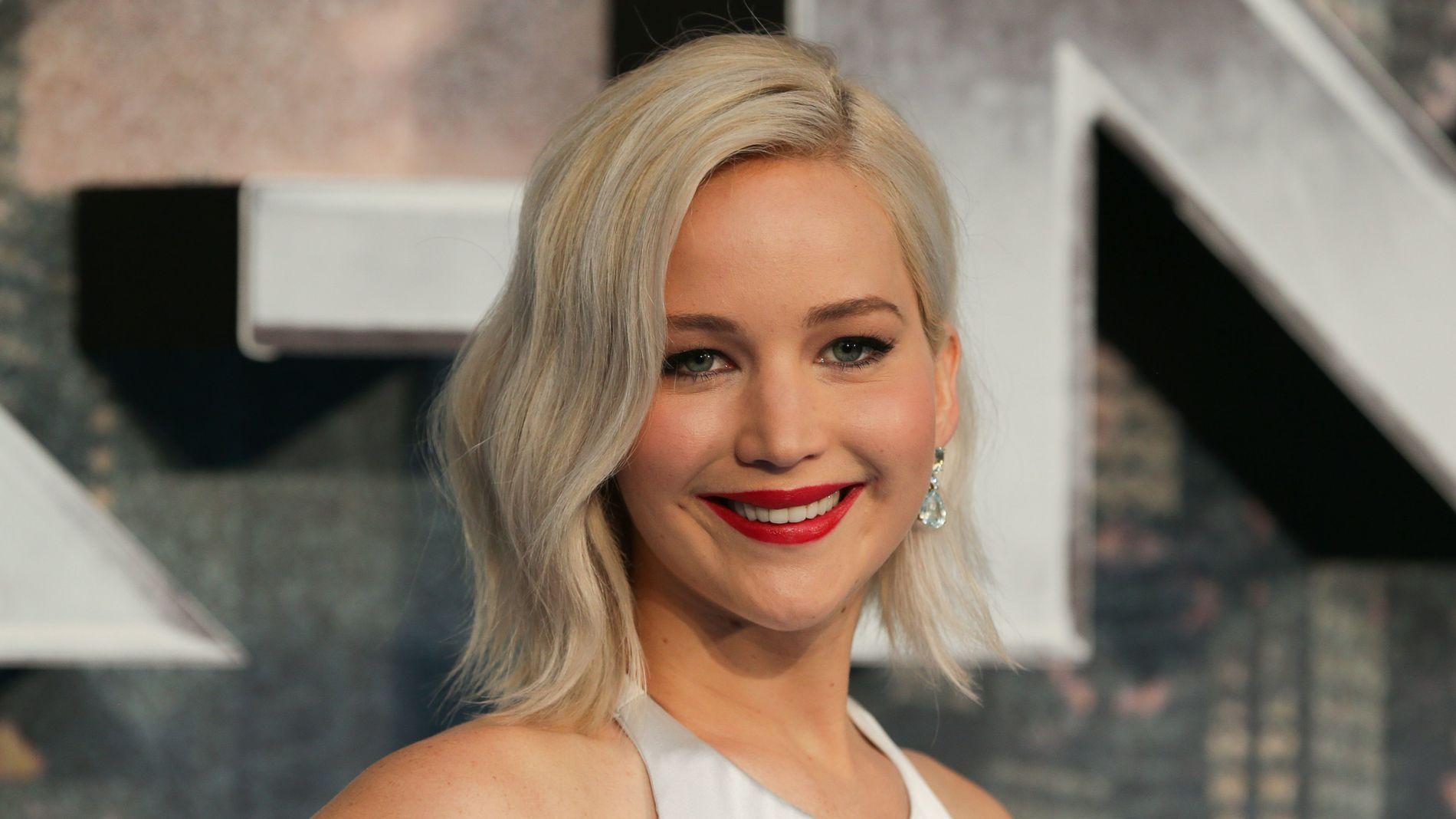 SKAL SPILLE HOLMES: Filmstjernen Jennifer Lawrence skal spille Elizabeth Holmes i en film med arbeidstittelen «Bad Blood».