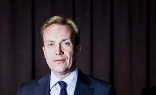 Utenriksminister Børge Brende.