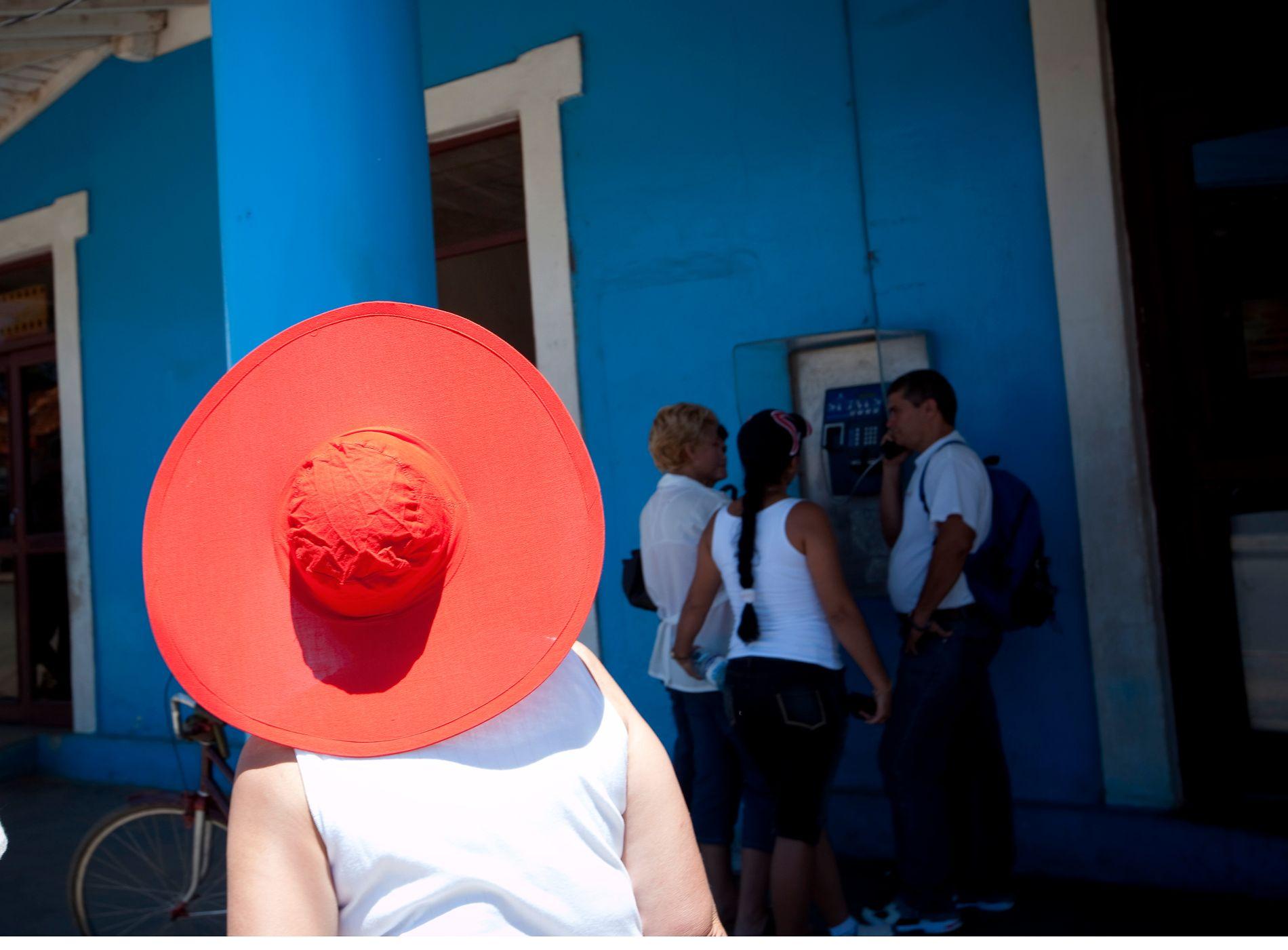 TURISME: Turisme er viktig for den cubanske økonomien. Her fra hovedstaden Havana som har mer enn to millioner innbyggere.