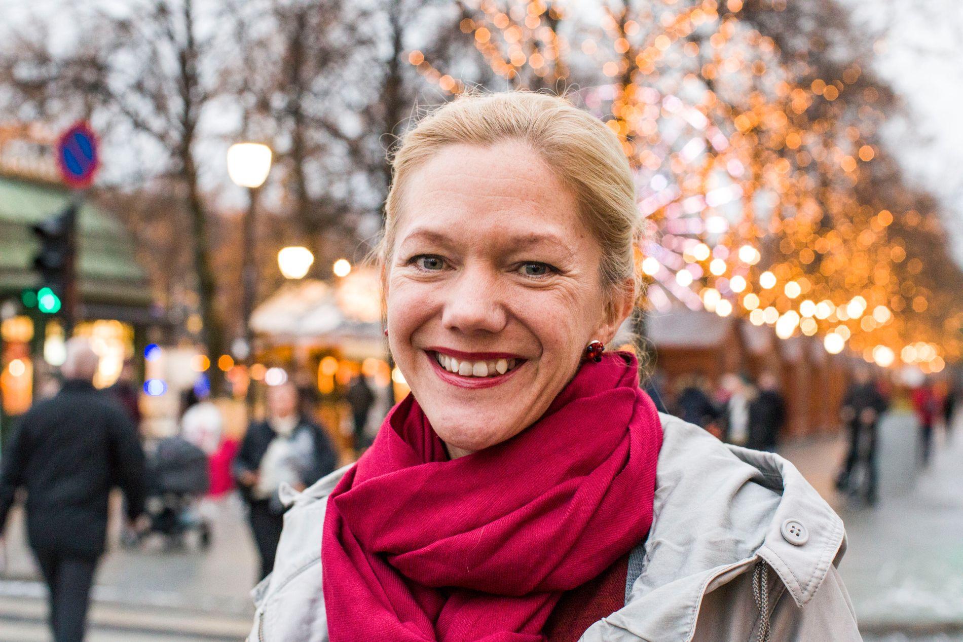 FULL JUBEL: Maja Lunde er mer populær enn Dan Brown, Elena Ferrante og Ken Follett - og alle andre - i Tyskland. Nå skriver hun på bok 3 i Klima-kvartetten.