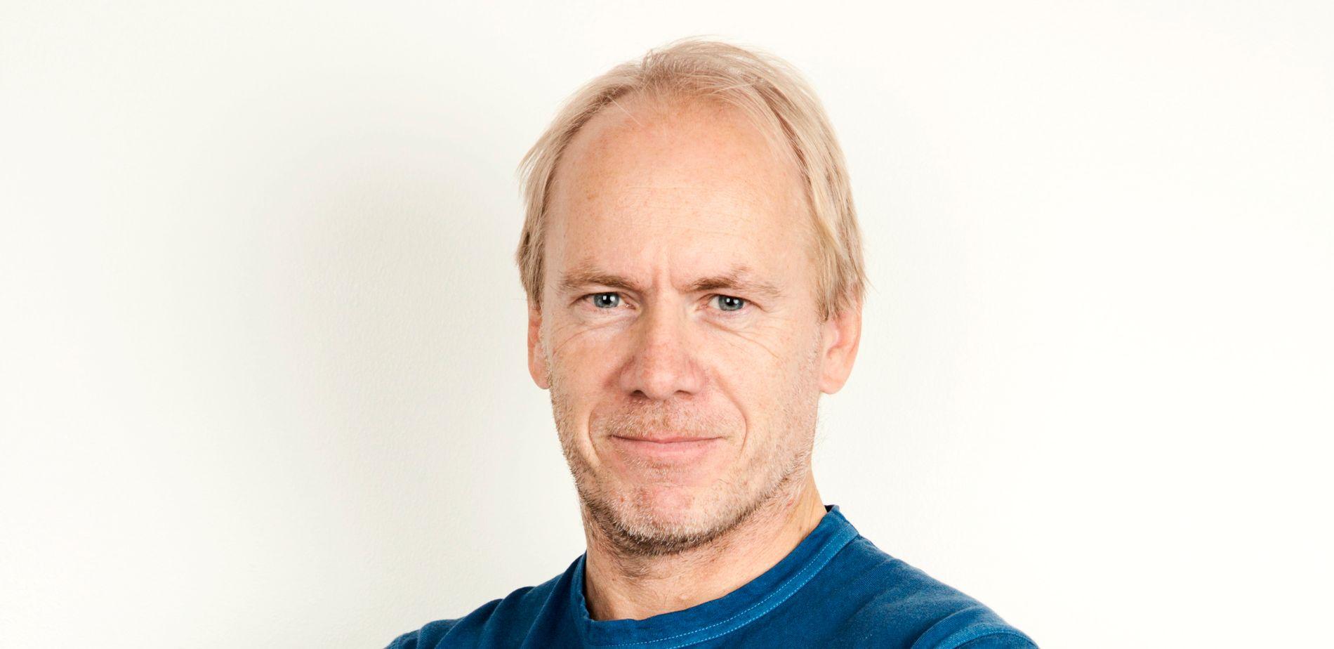I REIMS: Trond Johannessen.