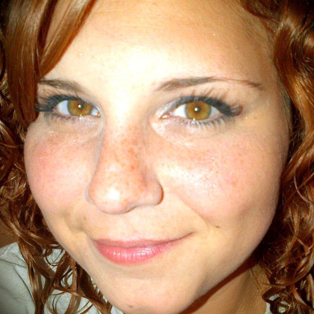 BLE DREPT: Heather Heyer mistet livet i Charlottesville.