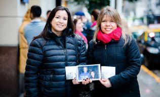 Veronica Carmona (43) og Ana Ortega (42). VG møter og portretterer argentinske fans i Buenos Aires som jakter etter a-Ha.