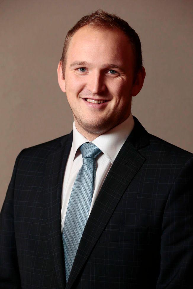 BLIR LANDBRUKSMINISTER: Statssekretær Jon Georg Dale (Frp).