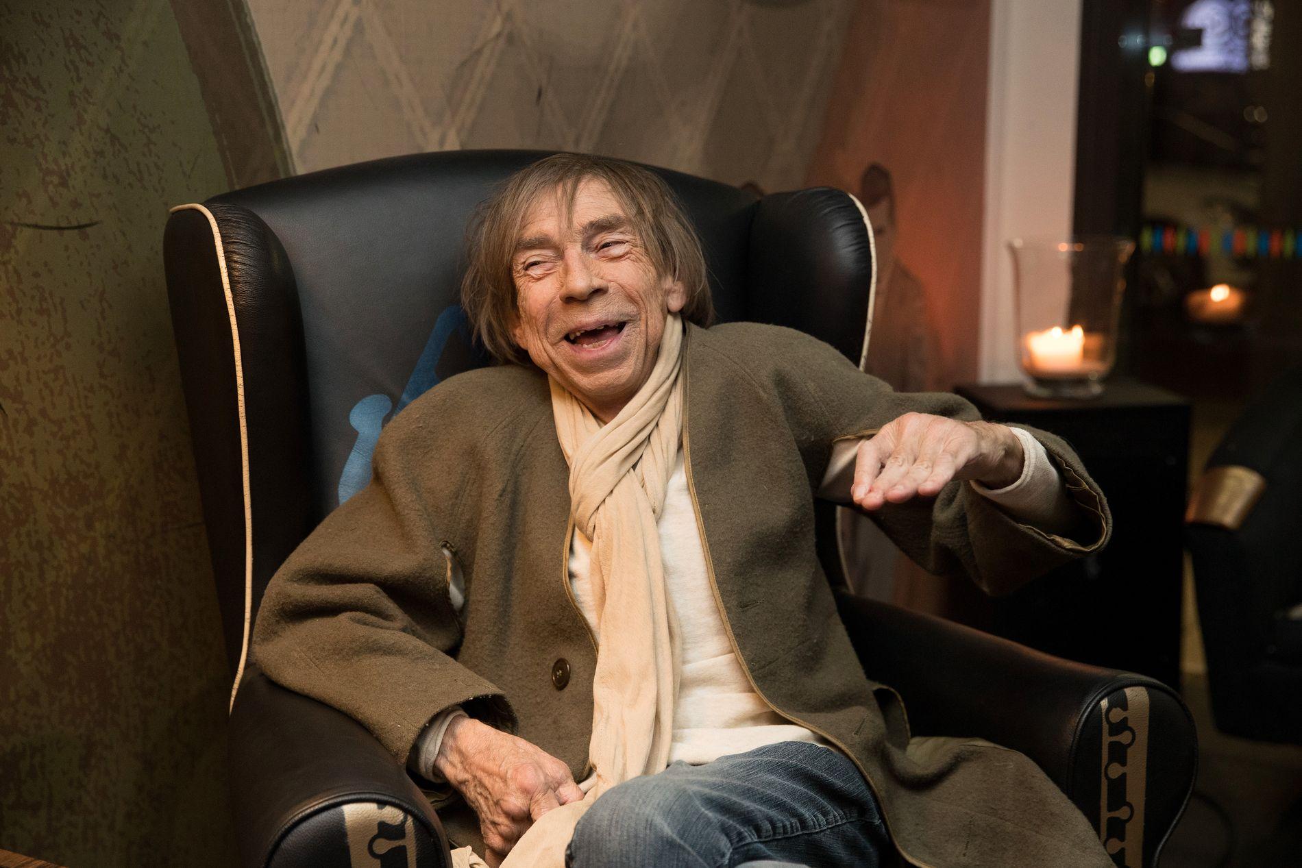 BLIR HYLLET: Med musikalen «Optimist» får Jahn Teigen det som vel kan kalles en fortjent hyllest når han fyller 70.