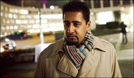 ADVARER: Abid Raja advarer mot det han mener er ekstreme tendenser tilknyttet HiO. Foto: Scanpix