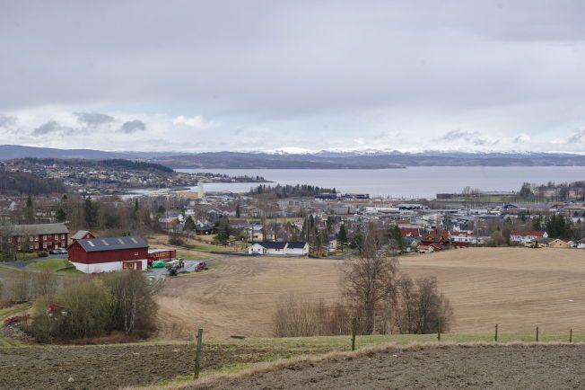 LEVANGER: 20.000 bor i jordbrukskommunen i Nord-Trøndelag.