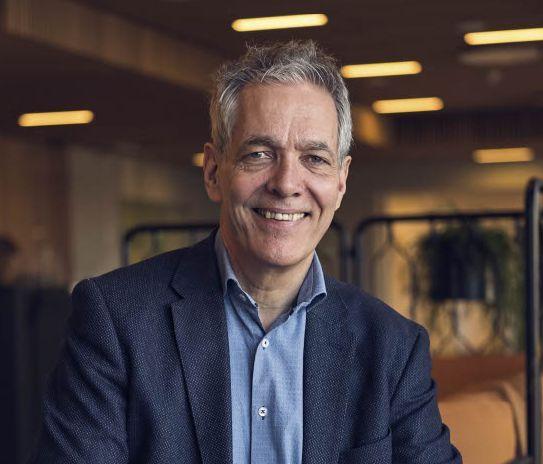 POSITIV: Sverre Gotaas, adm. direktør i Herøya Industripark, poengterer antall nye arbeidsplasser som kan komme.