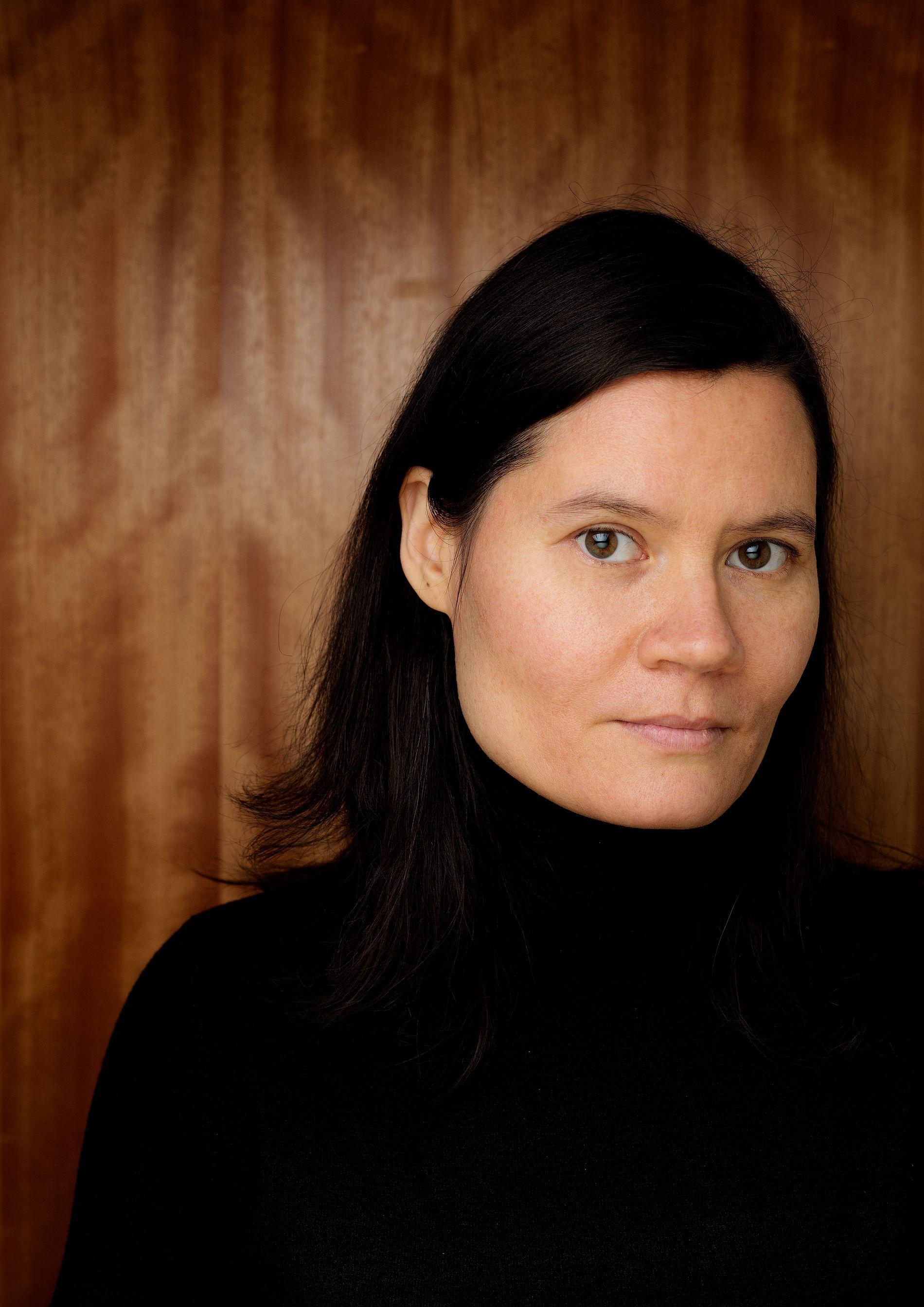 DEBUTANT: Klara Hveberg har skrevet en vakker kjærlighetssonate i d-moll.