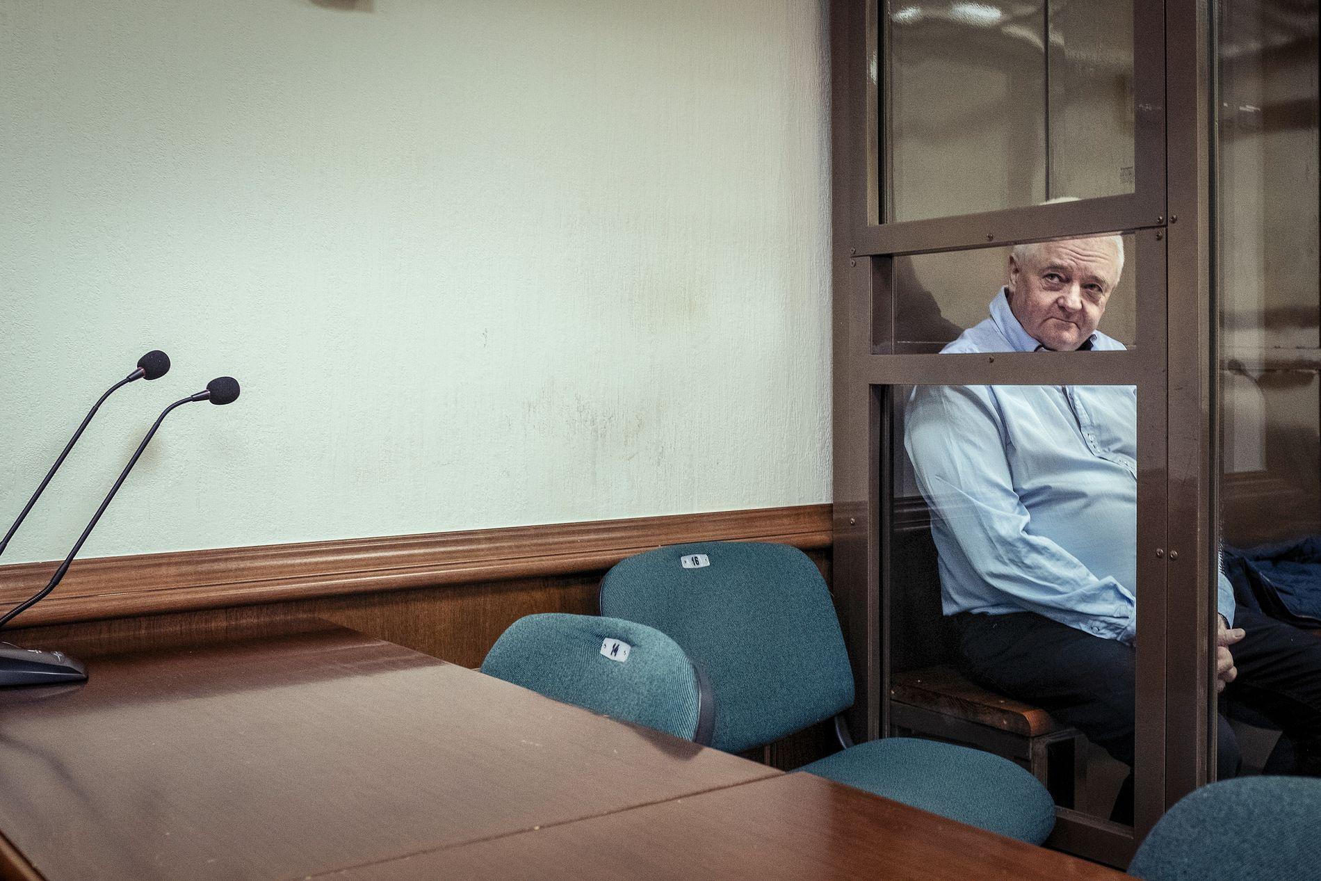 RETTSSAK: Rettssaken mot spiontiltalte Frode Berg er berammet til å starte onsdag 2. april.