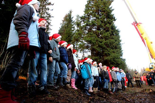 NORSK VERDI: – Hvert år, når det nærmer seg jul, reagerer jeg kraftig når jeg hører om skoler som tar forbehold om skolegudstjenester og om hvilke julesanger barna skal få lov til å synge, skriver kronikkforfatteren.