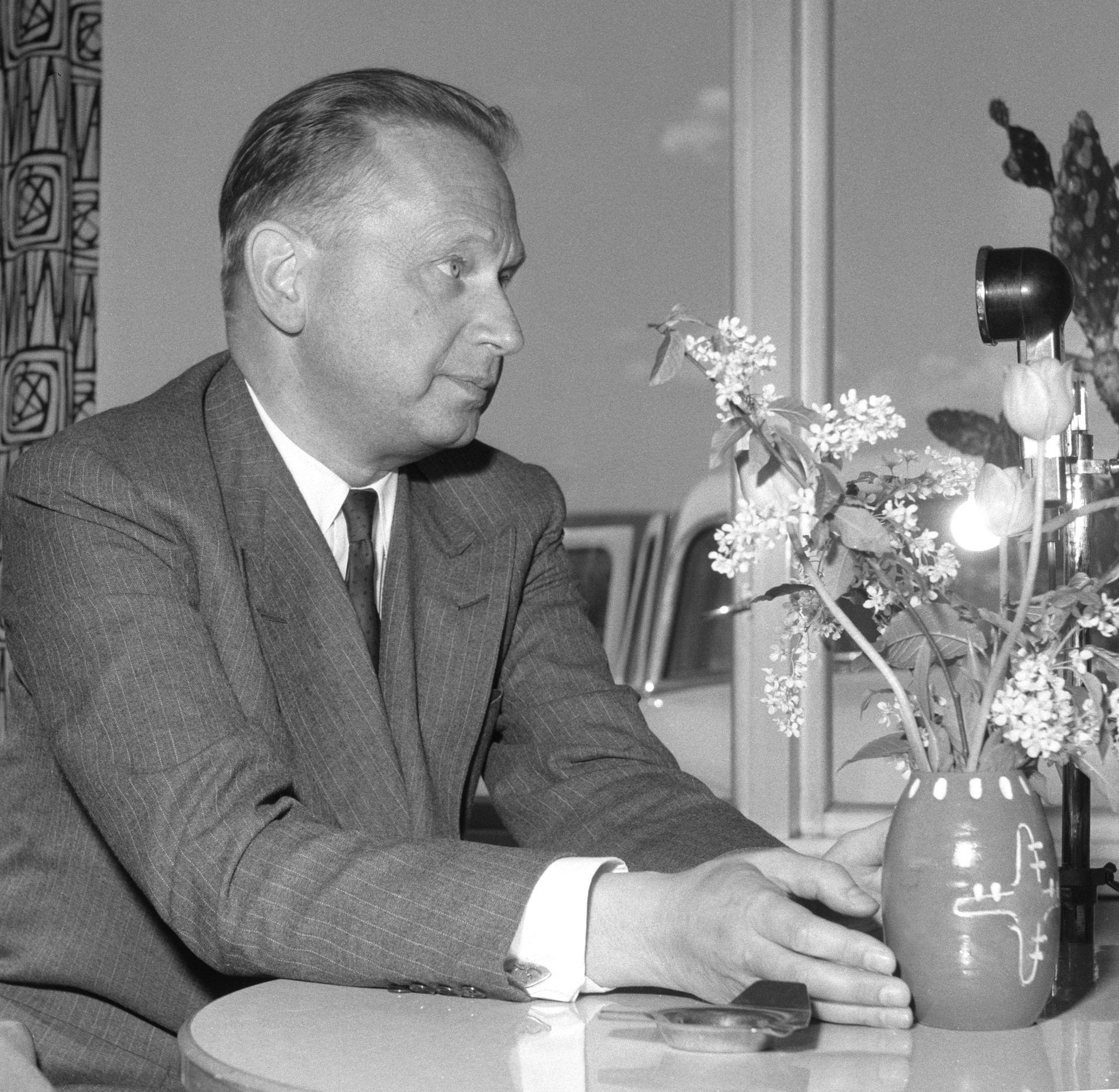 MYRDET? FNs generalsekretær Dag Hammarskjøld ble drept i en flystyrt i 1961. Fremdeles er omstendighetene uklare.