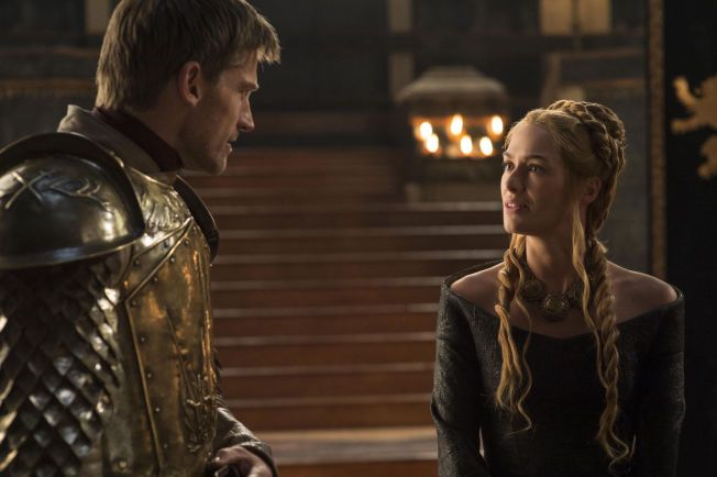 STJERNESPEKKET: Nikolaj Coster-Waldau og Lena Headey er blant skuespillerne som har vært med i serien fra sesong 1. De spiller tvillingene Jamie Lannister og Cersei Lannister.