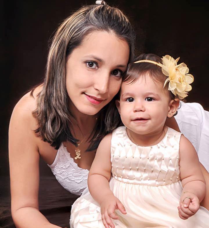 MISTET LIVET: Lege Mónica Leyva Garcían og datteren Alexia Garcia Leyva mistet livet da et Boeing 737-fly styrtet utenfor Havanna fredag. 110 personer omkom i ulykken.