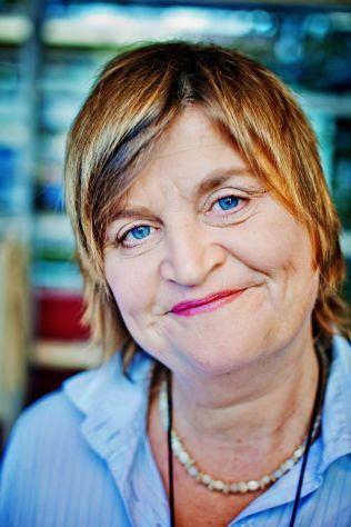 HETSEN ER BORTE: Elin Ørjasæter har ikke opplevd hets i sosiale medier etter at hun snakket åpent ut om den i VG i fjor høst.