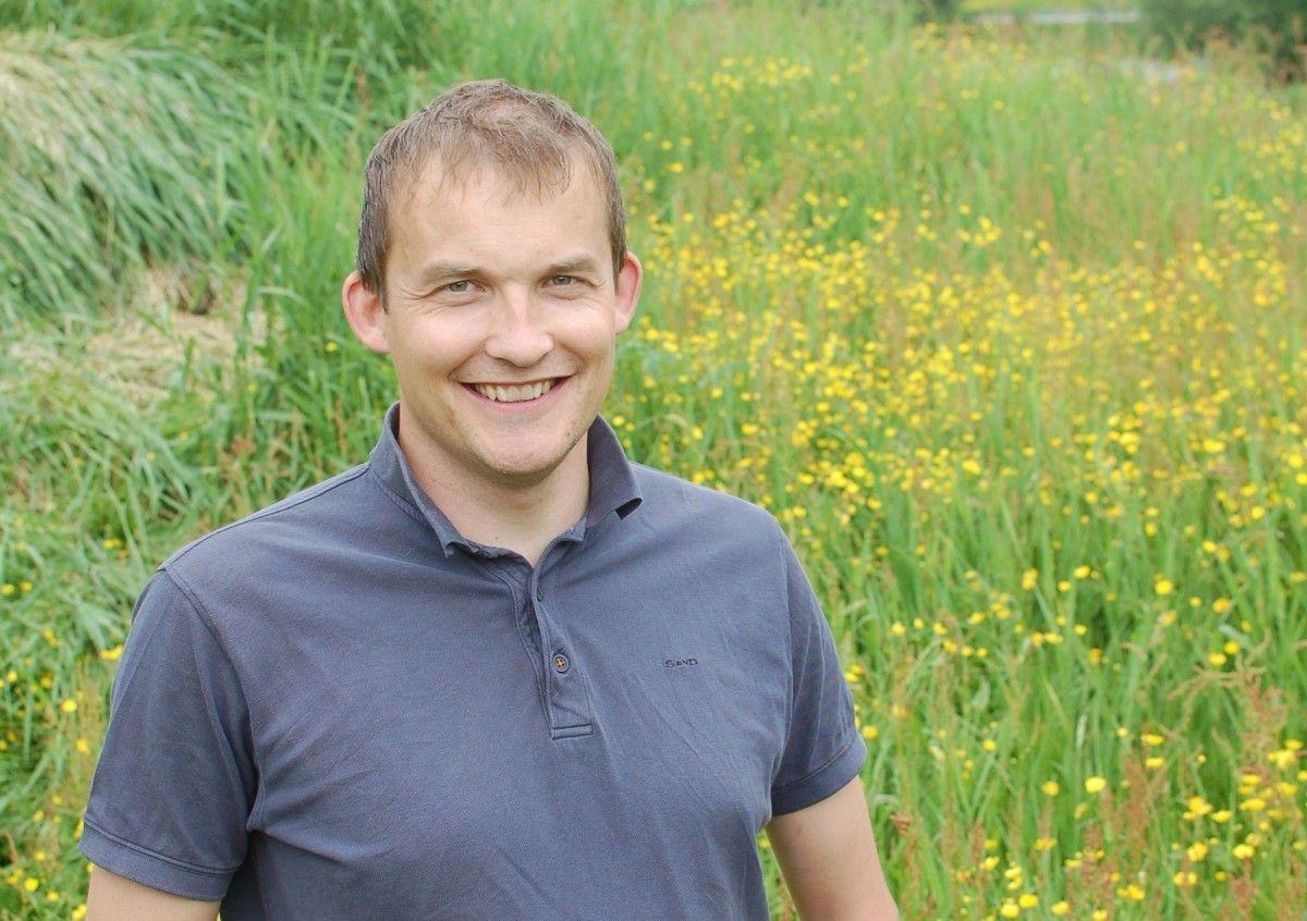 KRISESTAB: Varaordfører Jakob Andre Sandal i Jølster kommune.