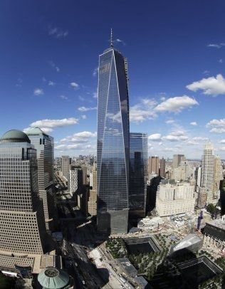 KONTROVERSIELT: Etter mange forsinkelser skal 9/11 Memorial Museum i New York nå åpnes. Foto: AP