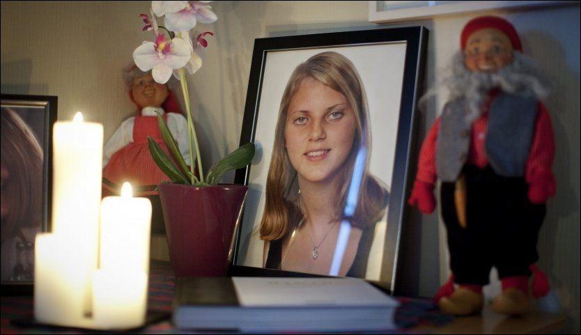 VIL HA SYNLIG MINNESMERKE. Marianne Sandvik ble drept på Utøya 22. juli. Nå kjemper foreldrene hennes for at minnesmerket over tragedien skal stå plassert ved Stavanger domkirke. Foto: Jørgen Braastad