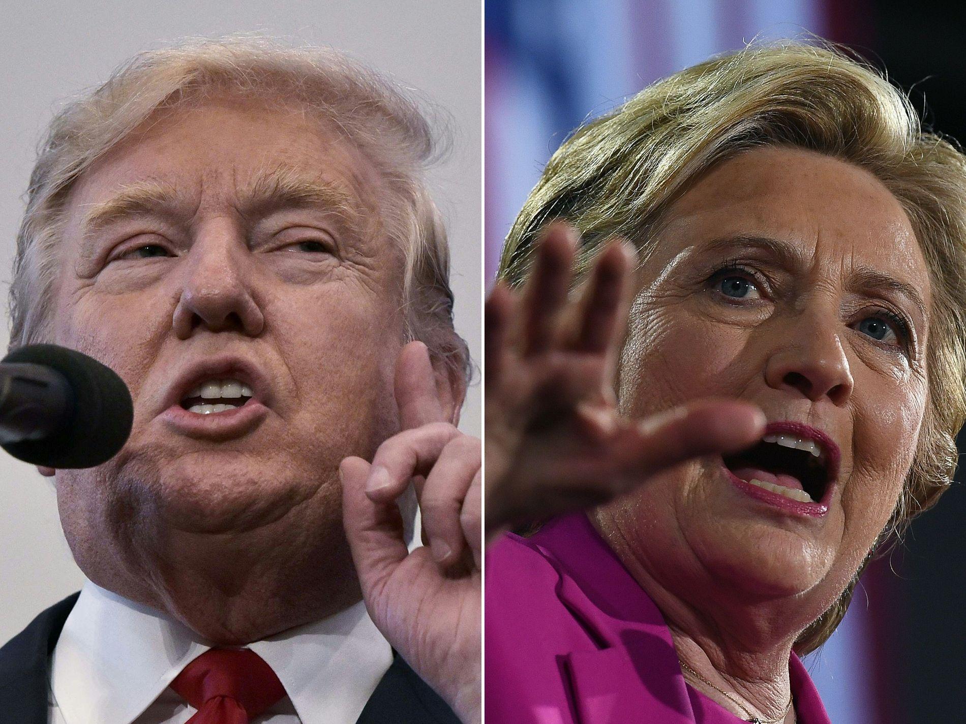 KRISE: – Entusiasme blant velgerne har Hillary Clinton aldri generert. Slik blir både hun og Donald Trump symptomer på et demokrati i krise og kanskje oppløsning, ødelagt av en særegen ytringsfrihetsfundamentalisme, skriver kronikkforfatteren.