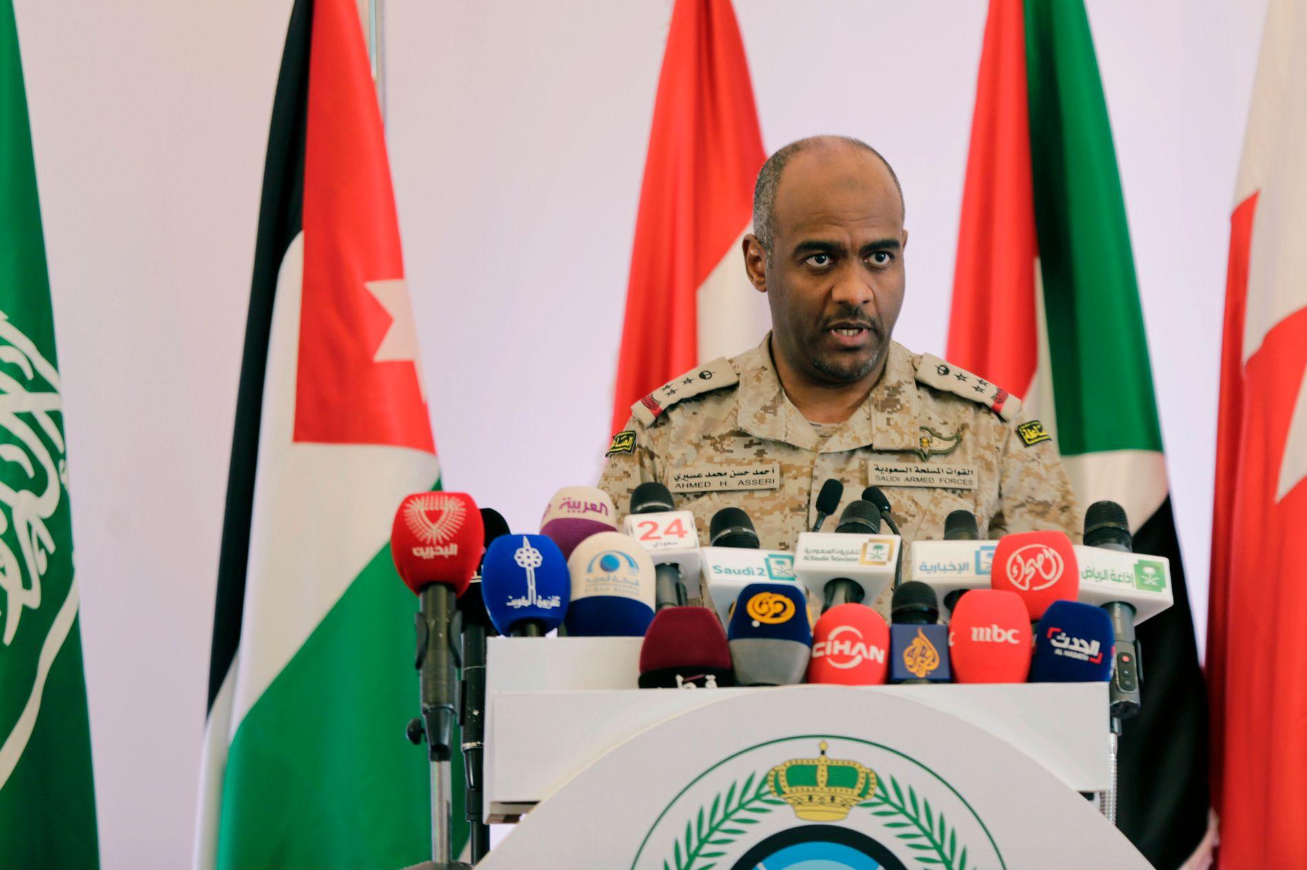 MÅ GÅ: Ahmed al-Asiri har mistet jobben som nestleder i Saudi-Arabias viktigste etterretningsorganisasjon.