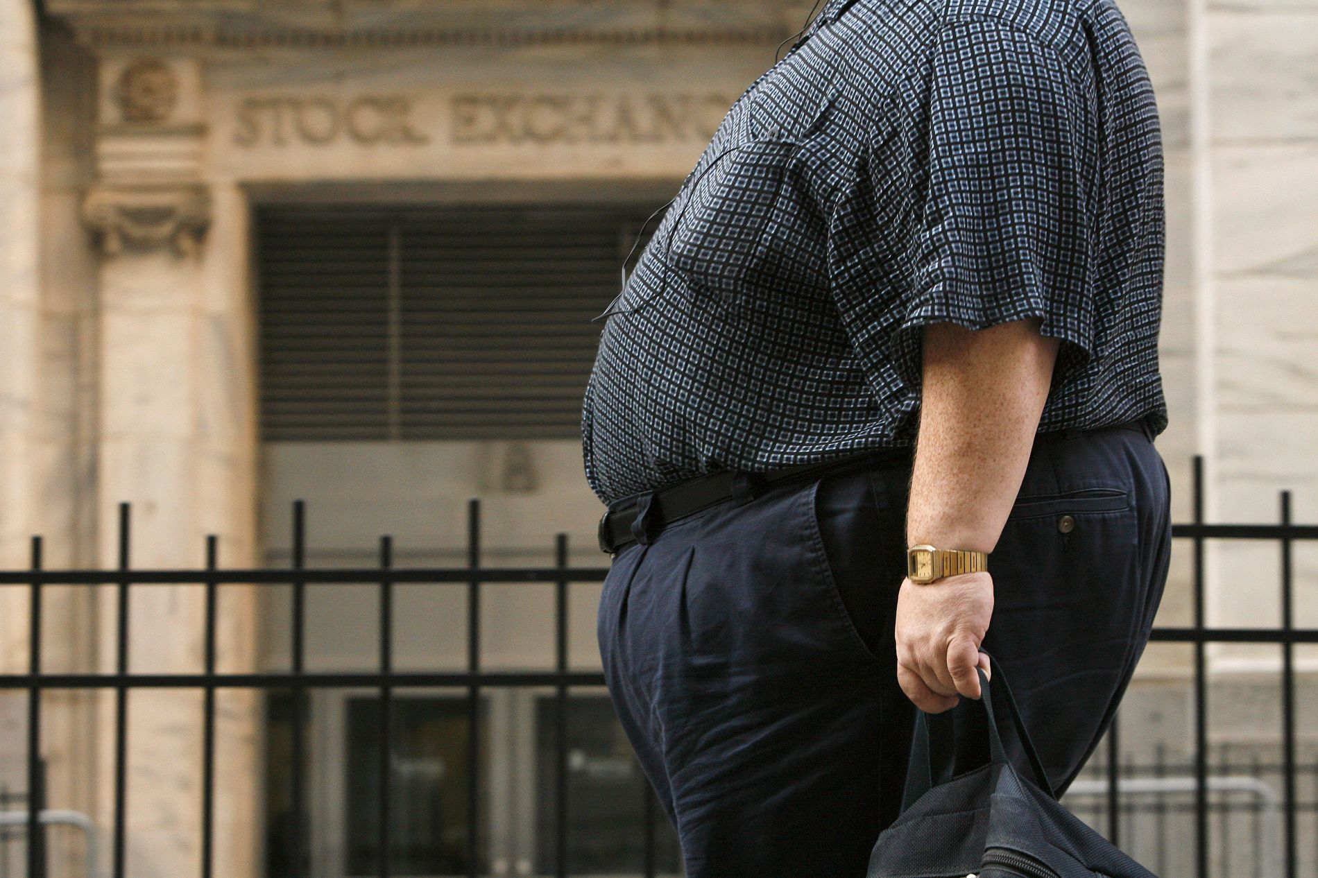 HØYERE RISIKO: Risikoen for å få en av de 13 krefttypene forskerne har sett på, øker dersom man er overvektig. Vi kunne unngått flere tusen krefttilfeller i Norge de kommende årene dersom ingen var overvektige.