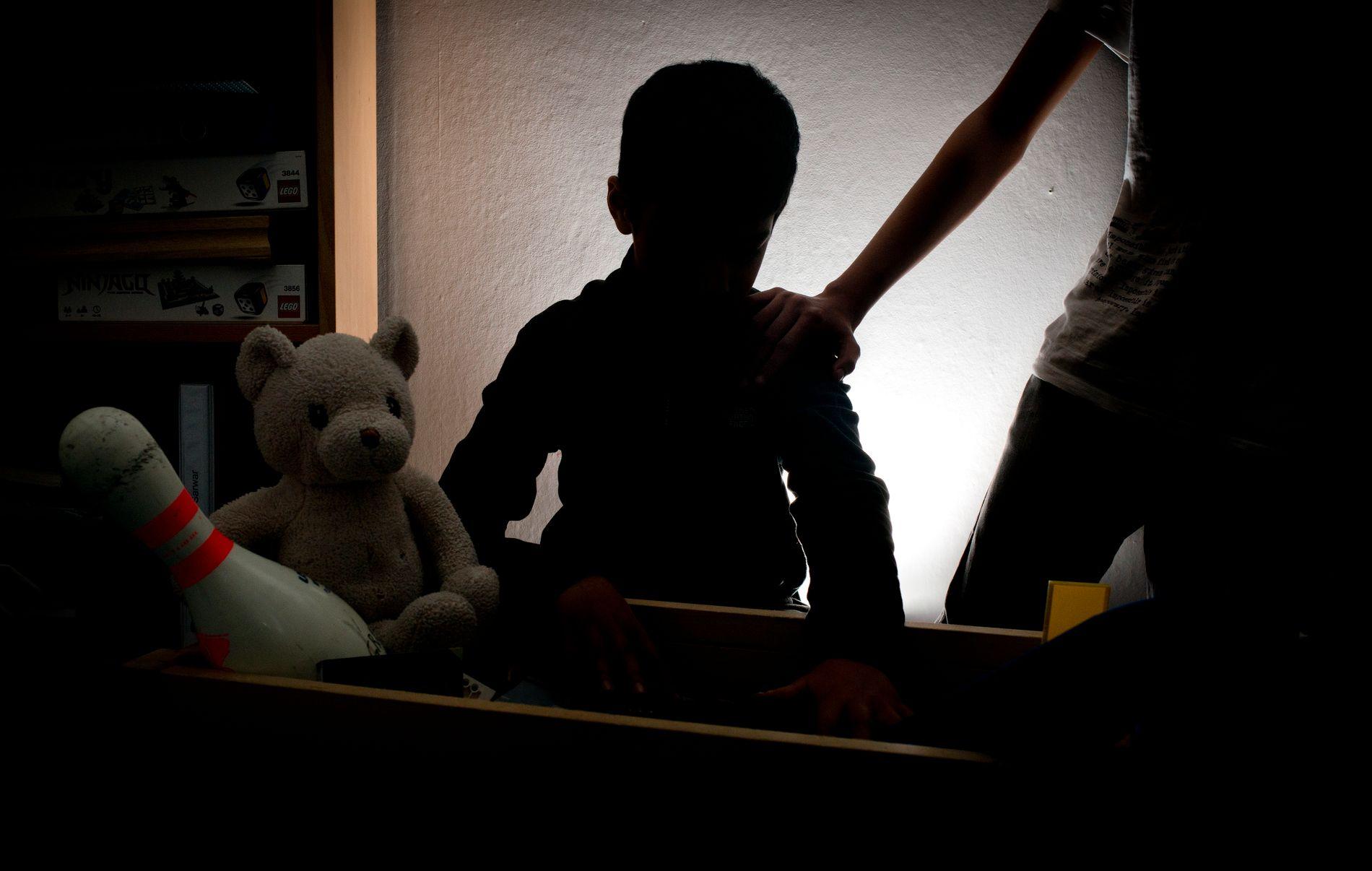 ROLLEBLANDING I BARNEVERNET: Kan ramme de mest sårbare barna. (Illustrajonsfoto)