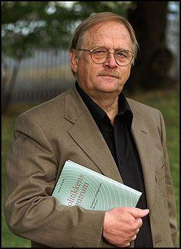 KRITISK: Professor Trond Nordby. Foto: Terje Bendiksby.
