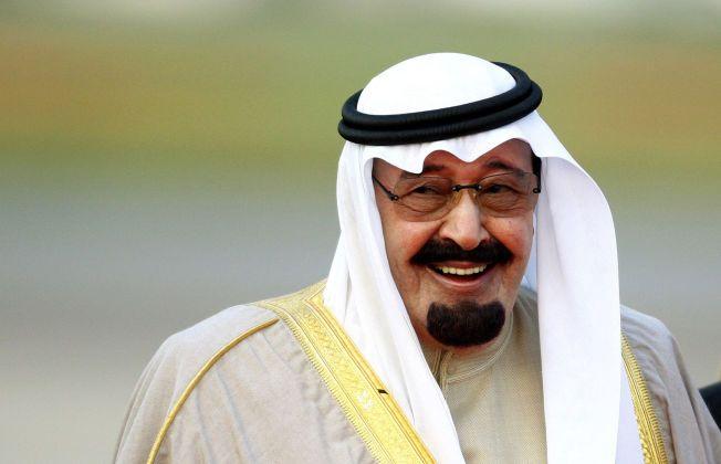 HAR VÆRT SYK: Saudi-Arabias kong Abdullah ble 90 år gammel.