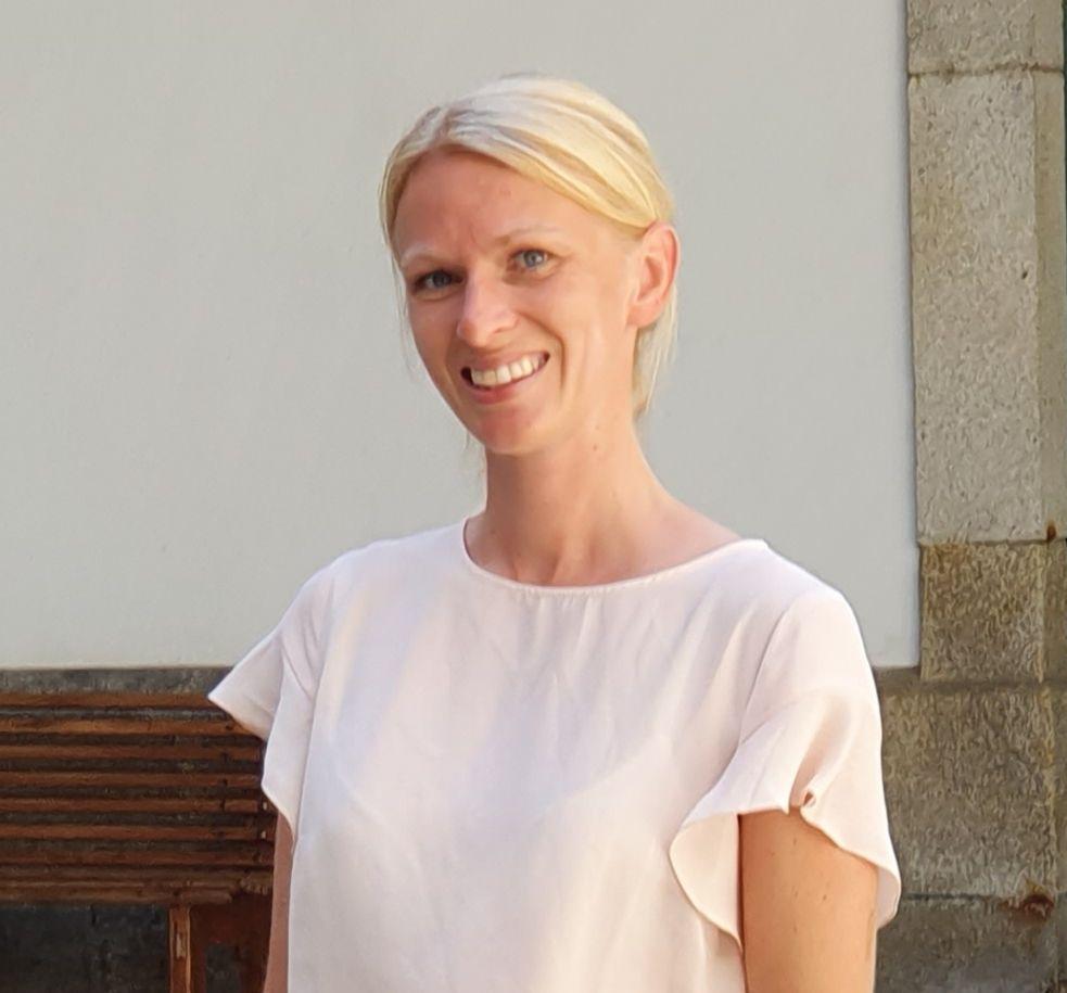 VETERINÆRHØYSKOLEN: Overingeniør Aud Kari Fauske ved institutt for mattrygghet og infeksjonsbiologi på Veterinærhøyskolen.