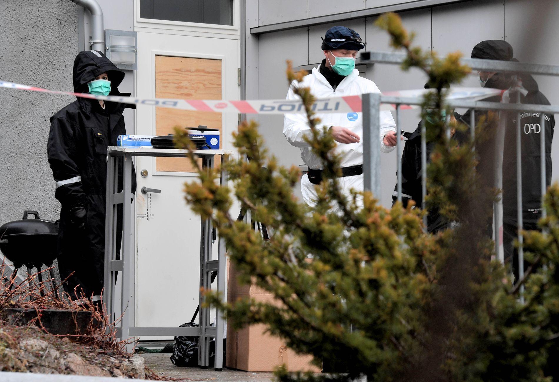 DREPT: Norsk-iraneren ble obdusert på mandag, men dødsårsaken er ennå ikke kjent.
