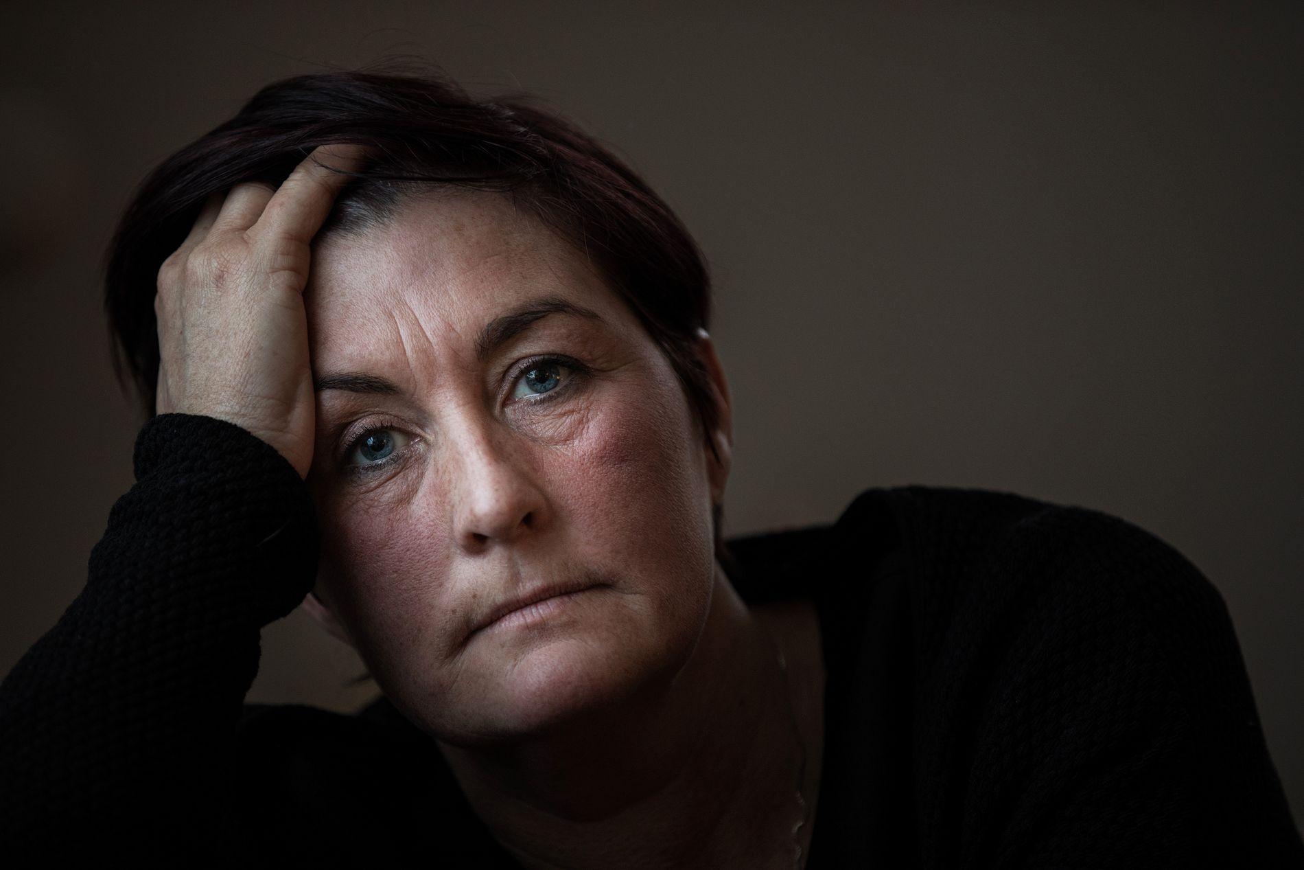 DELTE SIN HISTORIE: Tanja Arntsen ble voldtatt. I to år fulgte VG hennes møte med systemet slik hun opplevde det.