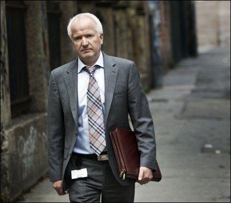 JAKTER TRYGDESVINDLERE: Direktør Magne Fladby i Nav kontroll og innkreving. Foto: FRODE HANSEN