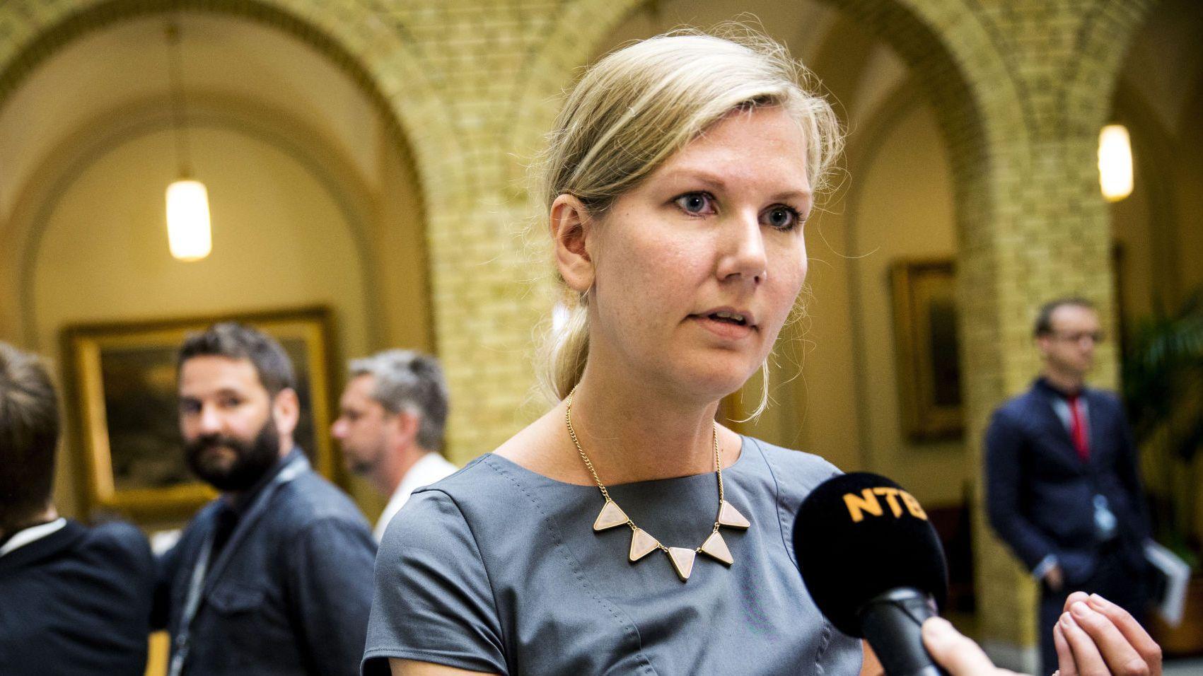 OVERRASKET: Arbeiderpartiets finanspolitiske talskvinne Marianne Marthinsen sier regjeringens formuesskatteopplegg har en enda verre fordelingsprofil enn hun hadde forestilt seg.