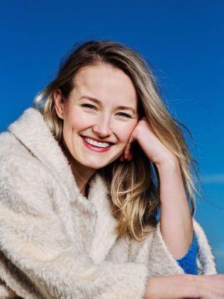GRUNN TIL Å GLISE: Ine Marie Wilmann vant prisen for Beste kvinnelige skuespiller under årets Amanda-utdeling.