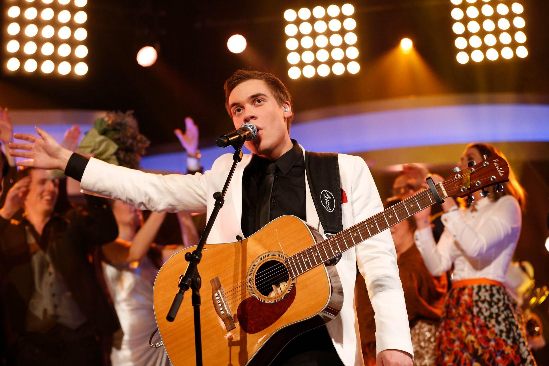 VANT IDOL 2014: Ingvar Olsen var lykkelig da han vant «Idol» for fire år siden, men denne uken fortalte han i VG at seieren føltes nesten som en straff.