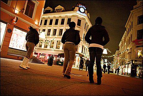MANGE: Det er i dag rundt 1300 prostituerte i Oslo, hevder Prosenteret. Foto: Simen Grytøyr