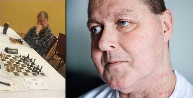 SJAKK-KOMET: Stein Tholo Bjørnsen har kun spilt sjakk aktivt de to siste årene, men han har rukket å markere seg solid på sjakk-kartet.