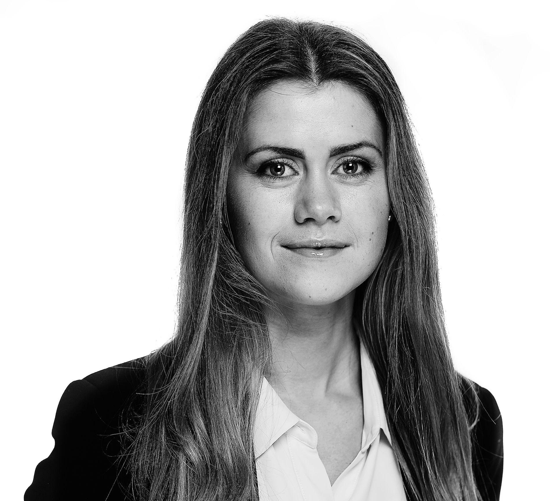 Kommunikasjonsansvarlig Kristine Jeanette Vestad i Bank2