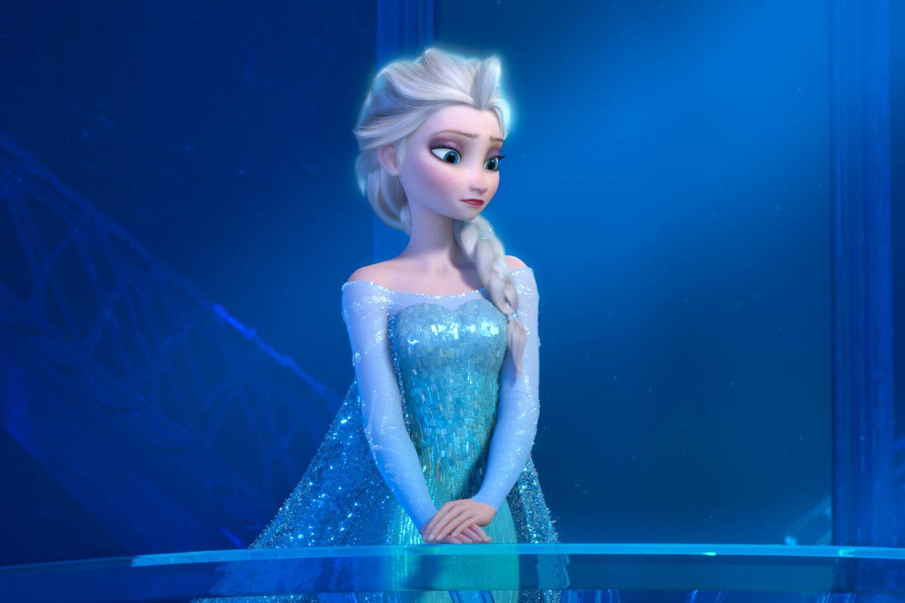 ISPRINSESSE: Elsa vender tilbake til oppfølgeren til «Frost».