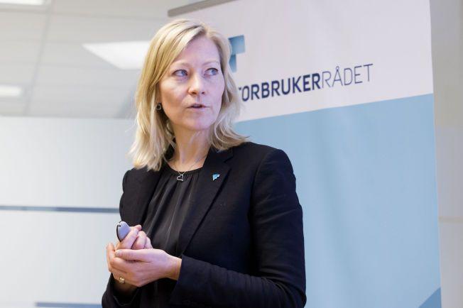 MÅ ORDNE OPP: Ingeborg Flønes, direktør for forbrukerservice i Forbrukerrådet, sier at Volkswagen og de norske importørene må ordne opp.