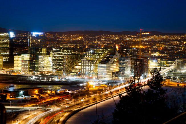 OSLO:  En av tre innbyggere i Oslo har innvandrerbakgrunn.