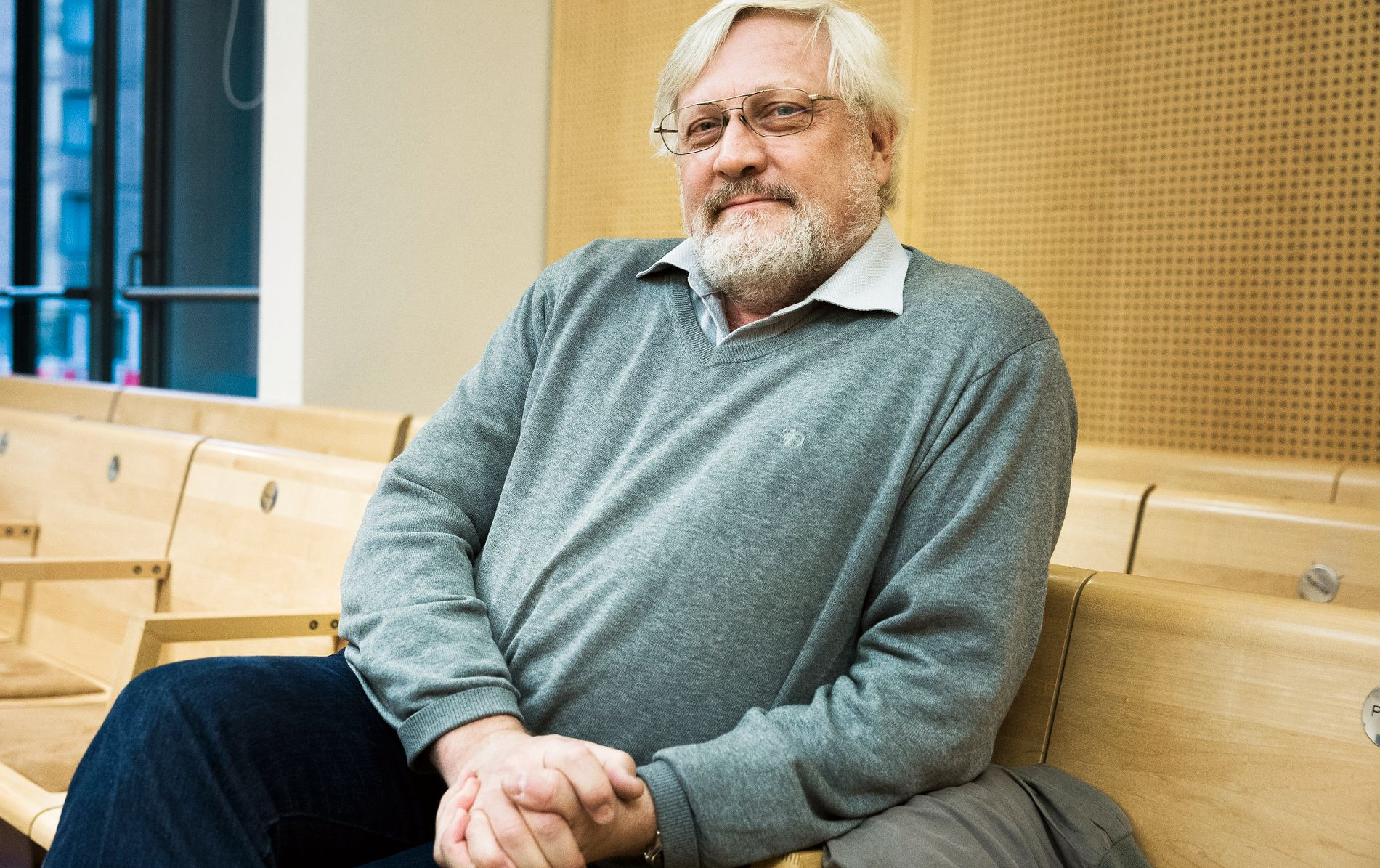 ISLAMFORSKER: Førsteamanuensis Lars Gule ved Høgskolen i Oslo og Akershus (HiOA).