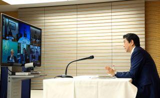 JAPAN'S CABINET PUBLIC RELATIONS