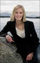 - LITEN SAMARBEIDSINTERESSE: Kristelig Folkepartis nestleder, Inger Lise Hansen, hopper ikke i taket over Siv Jensens budskap. Foto: Scanpix