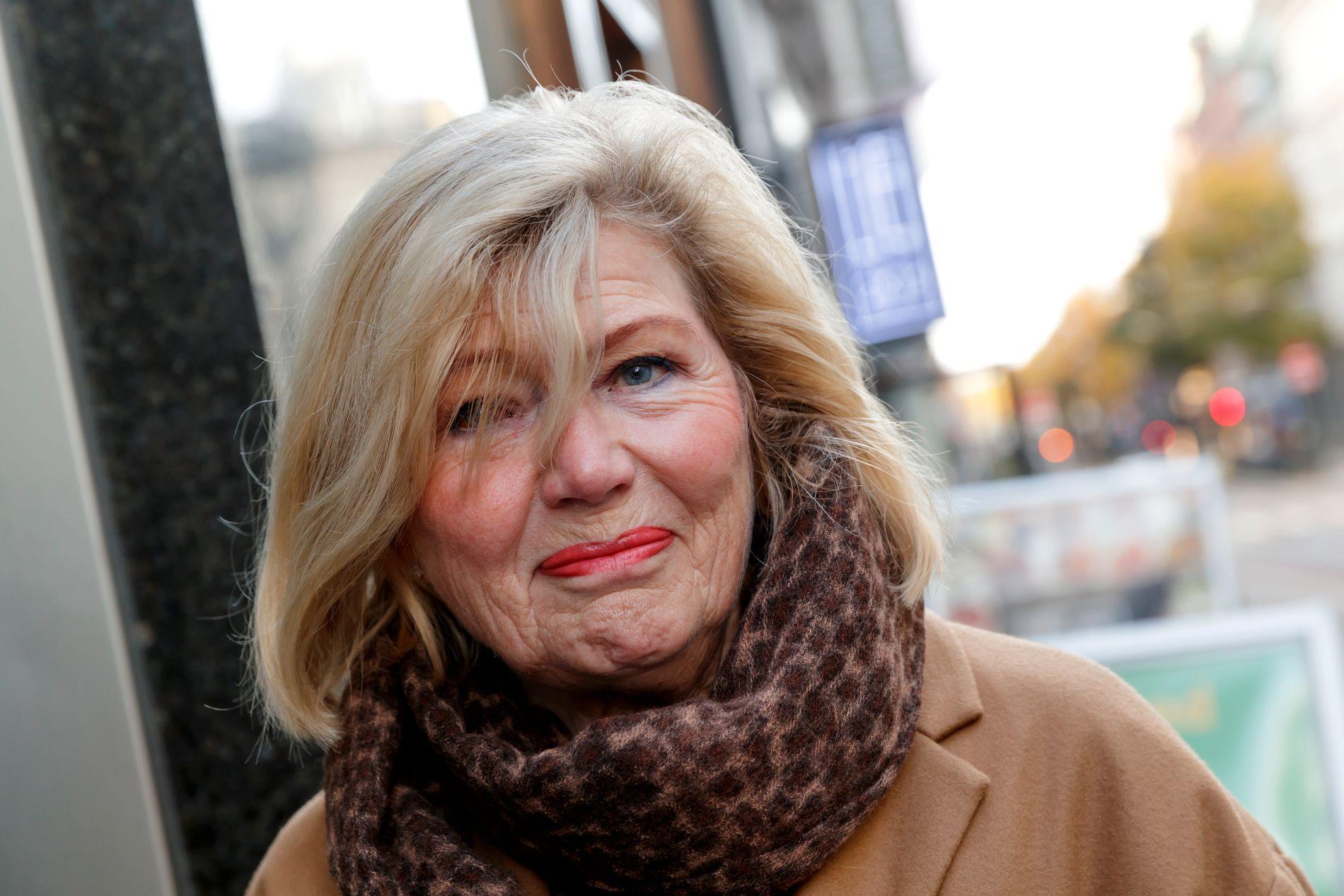 VIL HA OMKAMP: Ann Kathrine Skjørshammer vil at partiet også skal stemme over om de skal forbli der de er.