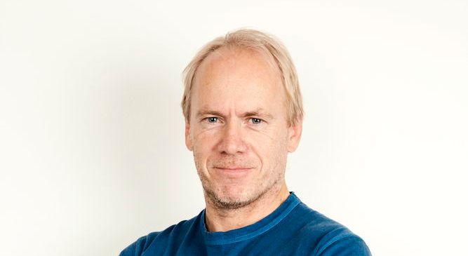 I KIEV: Trond Johannessen