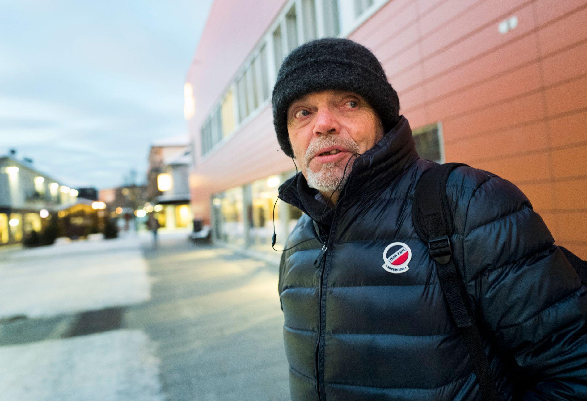 HÅPEFULL: Svein Andersen (65) synes det ville være veldig trist, særlig for familie, dersom forsvinningen ikke oppklares.
